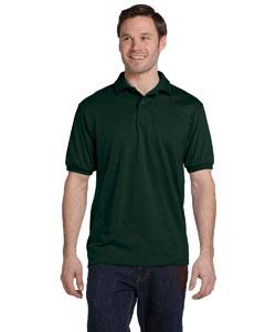 Deep Forest 5.2 oz., 50/50 ComfortBlend® EcoSmart® Jersey Knit Polo