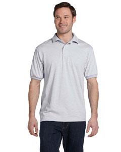 Ash 5.2 oz., 50/50 ComfortBlend® EcoSmart® Jersey Knit Polo