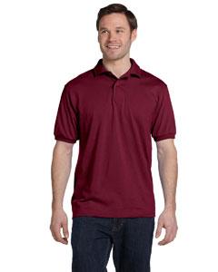 Cardinal 5.2 oz., 50/50 ComfortBlend® EcoSmart® Jersey Knit Polo