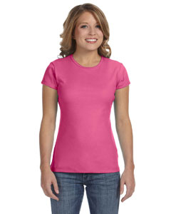 Very Pink Women's Baby Rib Short-Sleeve T-Shirt