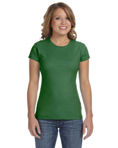 Leaf Women's Baby Rib Short-Sleeve T-Shirt