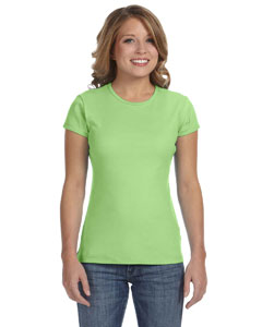 Lime Wedge Women's Baby Rib Short-Sleeve T-Shirt