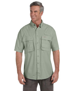 Sage Men's Gulf Stream Short-Sleeve Fishing Shirt