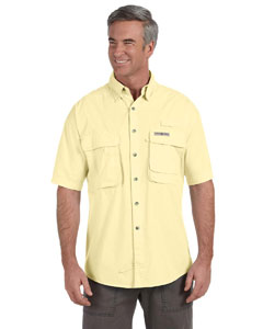 Banana Men's Gulf Stream Short-Sleeve Fishing Shirt