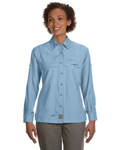 Turquesa Women's Peninsula Long-Sleeve Performance Fishing Shirt