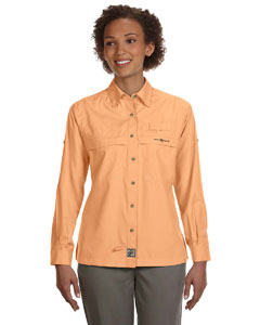 Mango Women's Peninsula Long-Sleeve Performance Fishing Shirt
