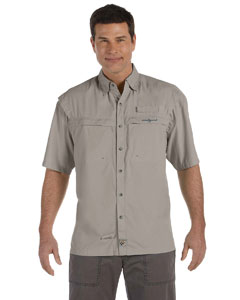 Sand Men's Peninsula Short-Sleeve Performance Fishing Shirt