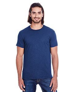 Navy Slub Men's Slub Jersey Short-Sleeve Tee