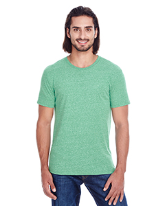 Green Triblend Unisex Triblend Short-Sleeve Tee