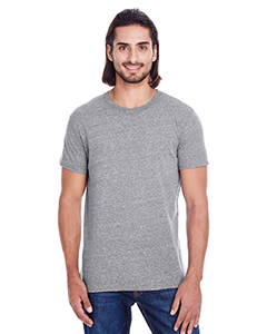 Grey Triblend Unisex Triblend Short-Sleeve Tee