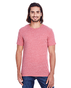 Red Triblend Unisex Triblend Short-Sleeve Tee