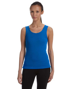 True Royal Women's Baby Rib Tank
