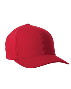 Red 110 Performance Serge Solid Cap