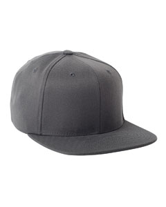 Dark Grey 110 Wool Blend Solid Cap