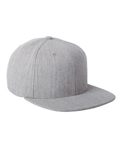 Heather 110 Wool Blend Solid Cap