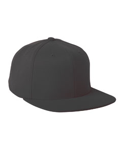 Black 110 Wool Blend Solid Cap