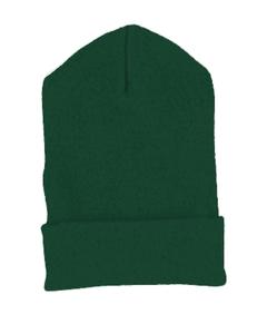 Spruce Cuffed Knit Cap