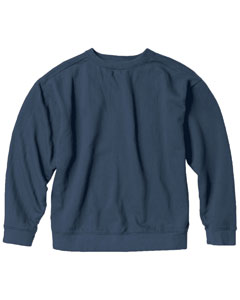 Blue Jean 9.5 oz. Garment-Dyed Fleece Crew