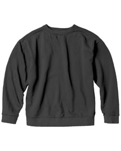 Pepper 9.5 oz. Garment-Dyed Fleece Crew