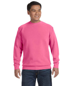 Crunchberry 9.5 oz. Garment-Dyed Fleece Crew