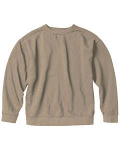 Sandstone 9.5 oz. Garment-Dyed Fleece Crew