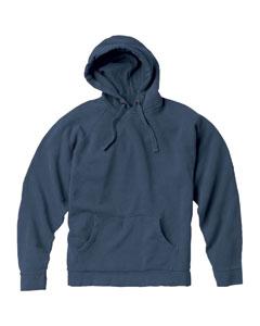 Blue Jean 9.5 oz. Garment-Dyed Pullover Hood