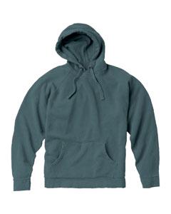 Blue Spruce 9.5 oz. Garment-Dyed Pullover Hood