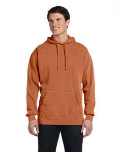 Yam 9.5 oz. Garment-Dyed Pullover Hood