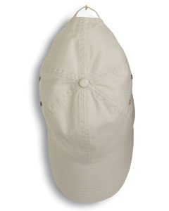 Wheat Solid Low-Profile Twill Cap