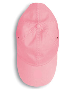 Charity Pink Solid Low-Profile Twill Cap