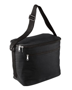 Black 12-Pack Cooler