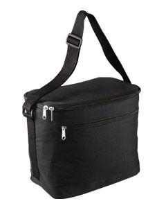 Black 12-Pack Cooler