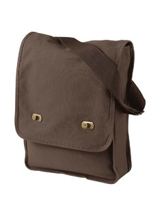 Java 14 oz. Pigment-Dyed Canvas Field Bag