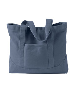Denim 14 oz. Pigment-Dyed Large Canvas Tote