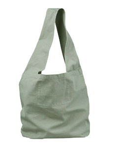 Cilantro 12 oz. Direct-Dyed Sling Bag