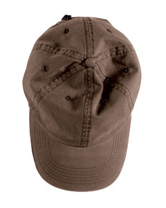Java Direct-Dyed Twill Cap
