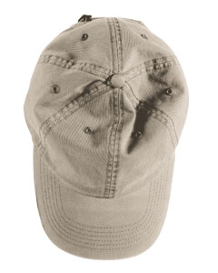 Stone Direct-Dyed Twill Cap