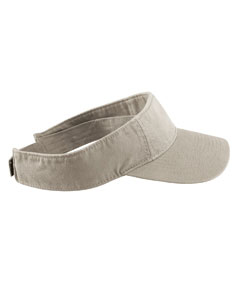Stone Direct-Dyed Twill Visor