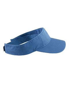 Indigo Direct-Dyed Twill Visor