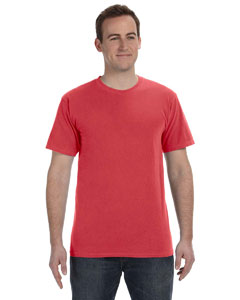 Poppy 5.6 oz. Pigment-Dyed & Direct-Dyed Ringspun T-Shirt