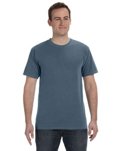 Slate 5.6 oz. Pigment-Dyed & Direct-Dyed Ringspun T-Shirt
