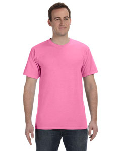 Flamingo 5.6 oz. Pigment-Dyed & Direct-Dyed Ringspun T-Shirt