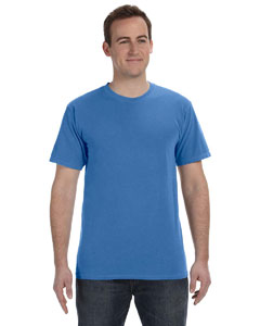 Western Sky 5.6 oz. Pigment-Dyed & Direct-Dyed Ringspun T-Shirt