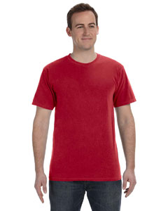Chili 5.6 oz. Pigment-Dyed & Direct-Dyed Ringspun T-Shirt
