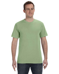 Dillweed 5.6 oz. Pigment-Dyed & Direct-Dyed Ringspun T-Shirt