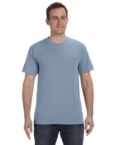 Bay 5.6 oz. Pigment-Dyed & Direct-Dyed Ringspun T-Shirt