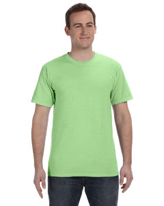Neon Green 5.6 oz. Pigment-Dyed & Direct-Dyed Ringspun T-Shirt