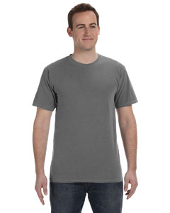 Smoke 5.6 oz. Pigment-Dyed & Direct-Dyed Ringspun T-Shirt