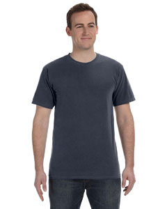 Navy 5.6 oz. Pigment-Dyed & Direct-Dyed Ringspun T-Shirt