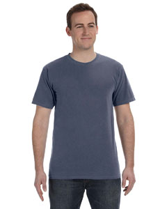 Denim 5.6 oz. Pigment-Dyed & Direct-Dyed Ringspun T-Shirt